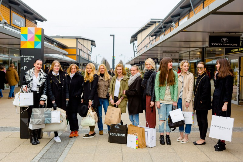 The Style Outlets Zweibrücken - Shopping Tag im Designer Outlet