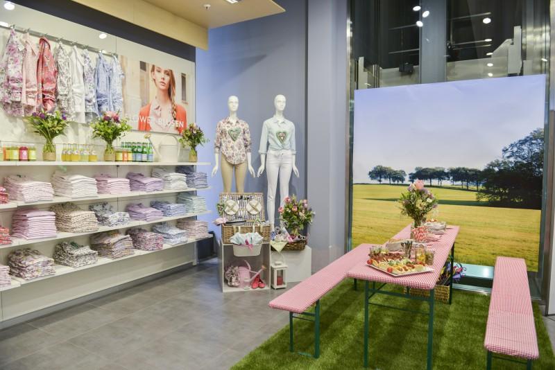 Benetton Munich Store 2015